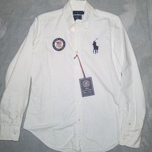 NWT!!! Ralph Lauren Polo USA Official Olympic team